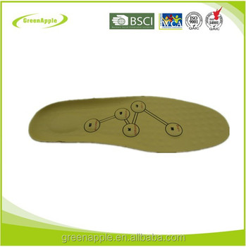 Foot Massage Organs Insole Shoes Insole Magnets massage insole Pu Athletic Insoles