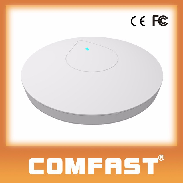 COMFAST CF-E335N 300Mbps Ceiling AP, Top 20 China Wifi Application Portable Wall-Mounted Wifi Extender Wireless-n Repeater