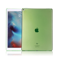 New Ultra Thin Soft skin Clear TPU Case Cover for ipad pro,case for ipad pro