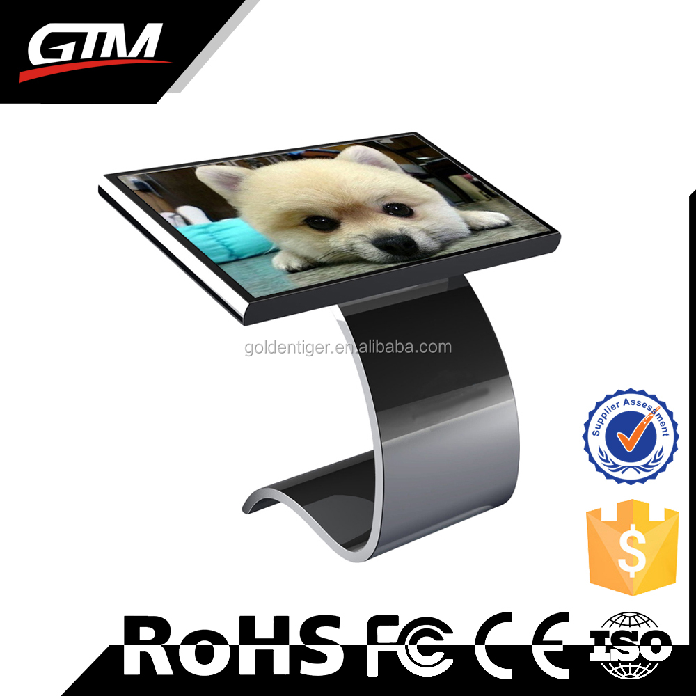 32 Inch Android Tablet Wireless 3G Commercial Multi Touch Screen Media Display Advertising Equipment Kiosk