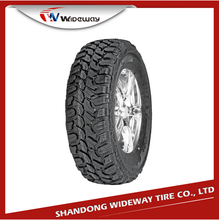Mud tire M/T 4x4 LT235/85 R16 SUV china tyre factory off road tires
