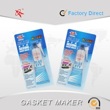 oem RTV silicon sealant cheap, fast dry RTV silicone gasket maker/silicone sealant100g