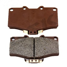 China manufacturer Car brake pad with certifications