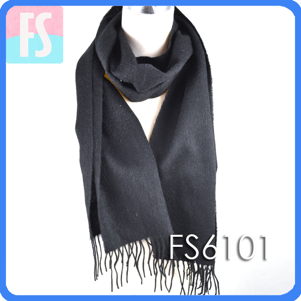 pure mongolian 100% cashmere scarf