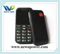 Wholesale sos big keyboard emergency calling 911 3g small size simple mobile Phones for old age people