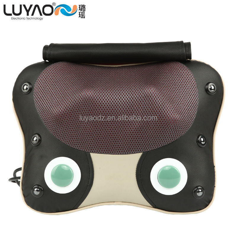 LY-737A for home and car neck and back kneading massage cushion