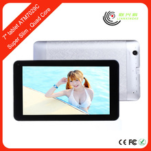 "7"" android 4.4 China price 4GB Quad Core tablet pc free download tablet pc"