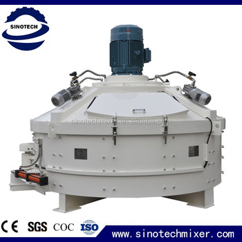 China High Quality Planetary Concrete Mixer for ZPM750