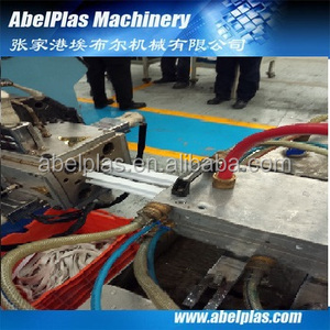 PVC Slotted Wiring Duct production line