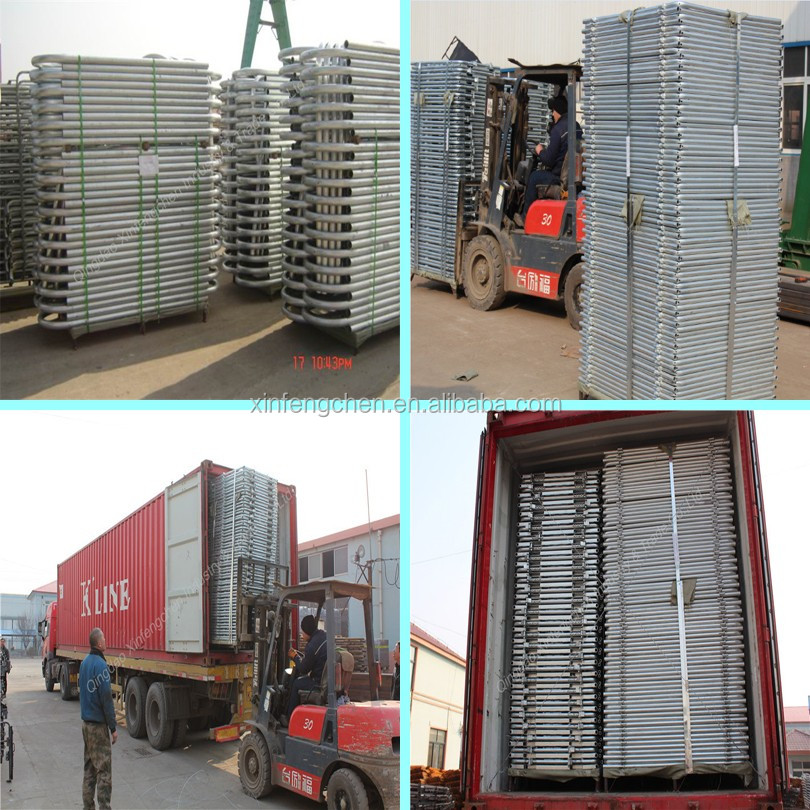 Galvanized livestock panels sheep panels for sale