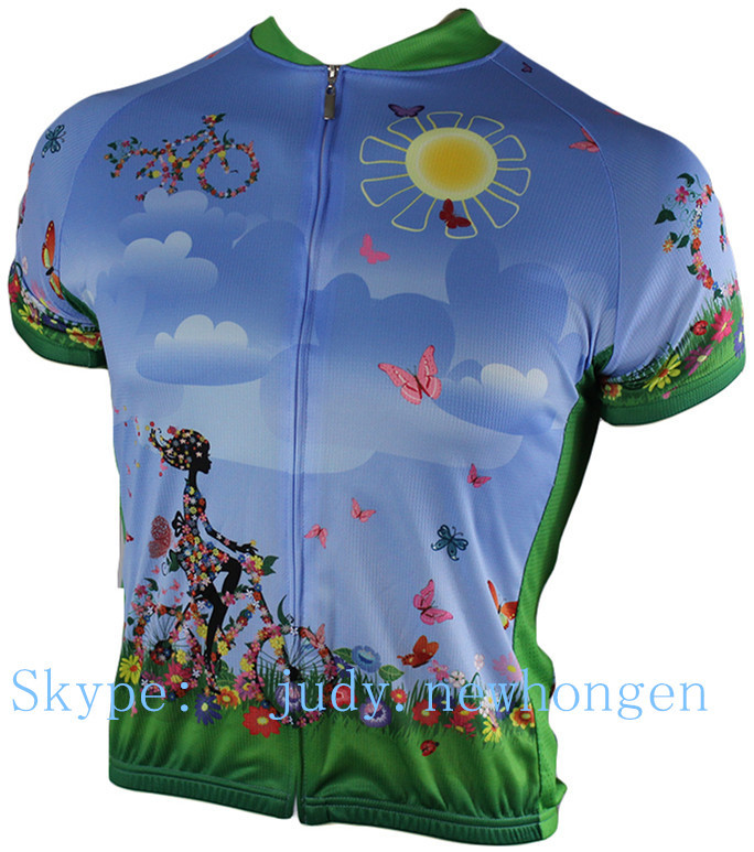 sublimated sexy cycling wear, bike wear cycling from china factory