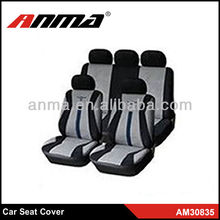 Anma zebra seat covers cars/hemp car seat covers/car seat headrest covers fabric