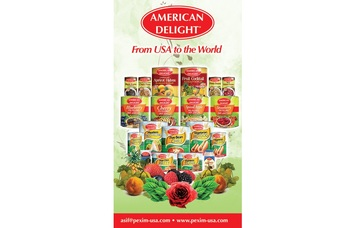 American Delight Canned Fruits