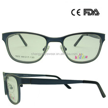 2016 double color elastic paint baby and kids safty frames baby optical frames