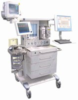 anesthetic machine comply with FAD