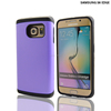 Popular PC+TPU combo case with mirror for Samsung Galaxy S6edge