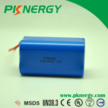 12V lithium ion batteries 3s2p rechargeable li-ion battery pack for handheld power tools