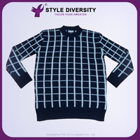 2015 Hot Sales High-End Handmade Specialized Classic Design Korean Men Sweater