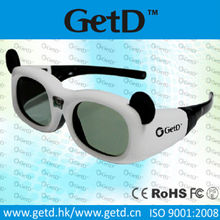 Children 3D glassess for Multimedia and Home Theater for DLP link projectors