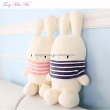 hot selling cupple wedding Bobo rabbit plush toy