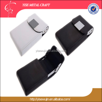 indian wholesale gift mobile box design name business credit card holder pu