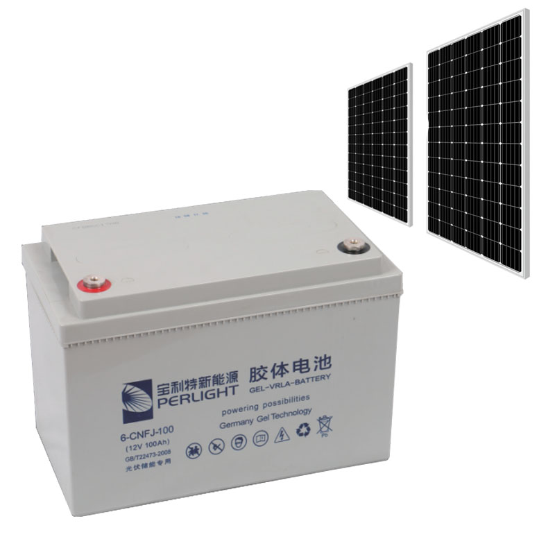 Perlight High Capacity 12v 100ah UPS gel storage solar <strong>battery</strong>