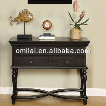 Long narrrow console table