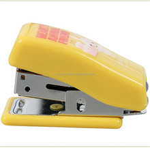 mini stapler for students use , metal book binding stapler