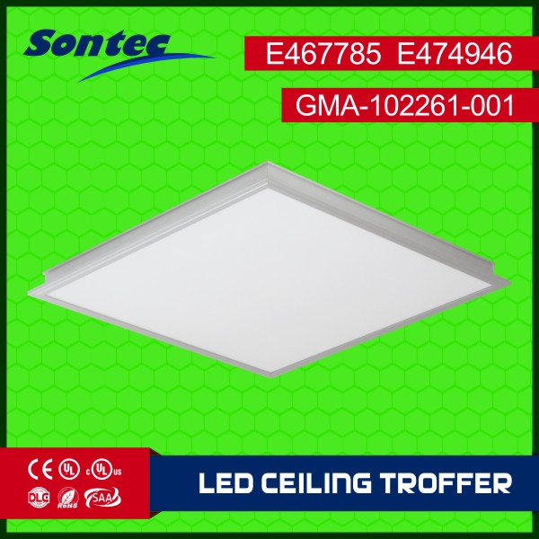 40W commerical fitting recessed led fixture led retrofit panel