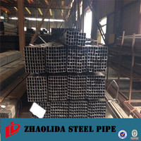dn32 steel pipe ! steel hot sexy dancing tube quality assured square tube 100x100 from china