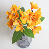 High quality artificial flowers, foam plumeria flowers artificial plumeria