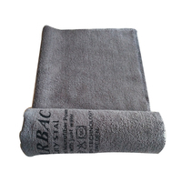 high quality super absorption compressed microfiber towel for car cleaning