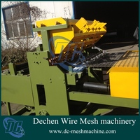 High quality automatic bird cages wire mesh welding machine and wire mesh dog fence welding machine prices