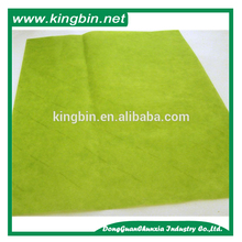 Green color paper with white/black logo 17 gsm custom printing wrapping cloth tissue paper