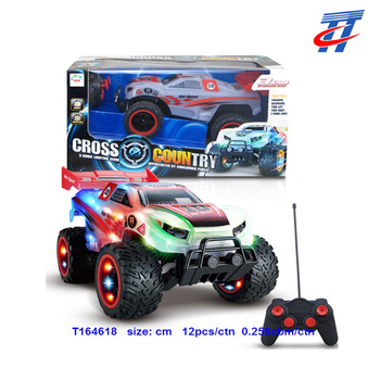 Remote control cross country car rc car boy toys