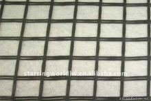 Warp Knitting Polyester Geosynthetic Geogrid