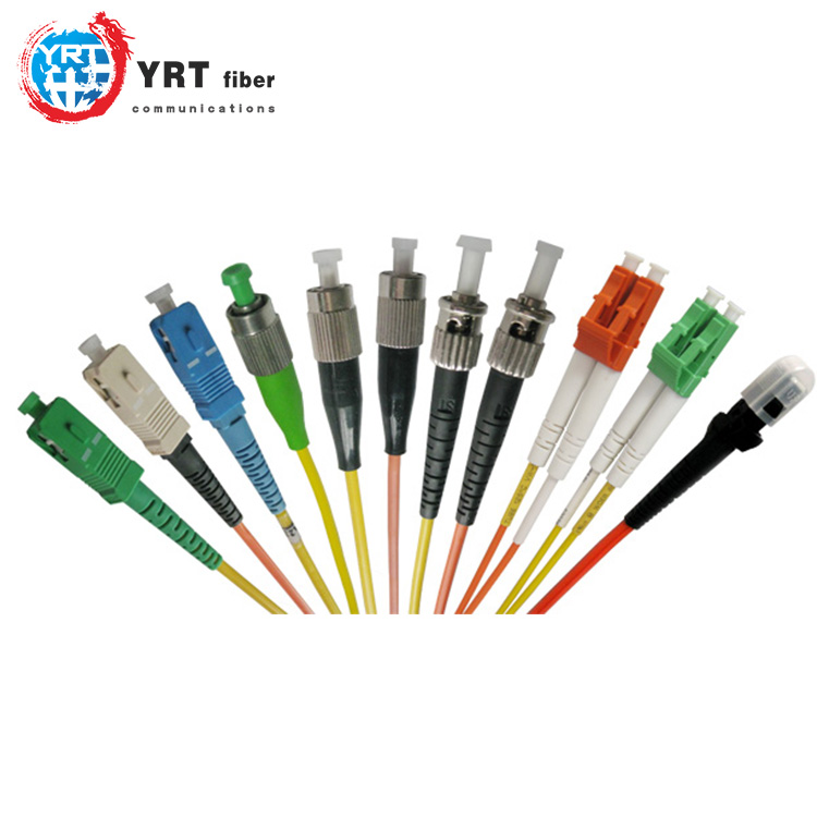 Armored indoor fiber optic patch cord optical