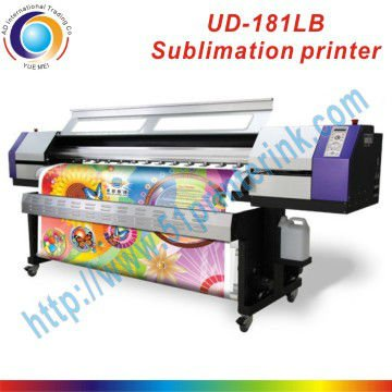 Used Epson Dx5 Head Textile Digital Printer UD-181LB