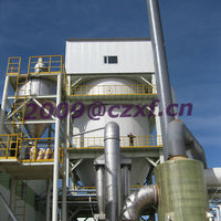 Humic Acid Chemical Spray Drier Spray