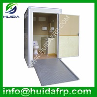 VIP disabled toilet mobile portable toilet for handicapped people outdoor toilet