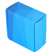 Flat pack custom free printing paper box cheap product ecofriendly packaging