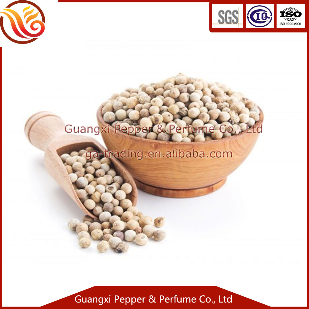 Seasoning spices black and white pepper powder/white pepper price