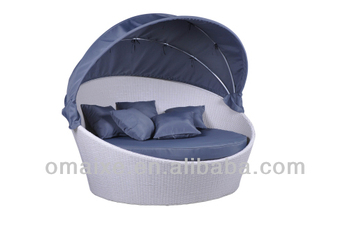 2014 factory design overshadow outdoor sofa bed