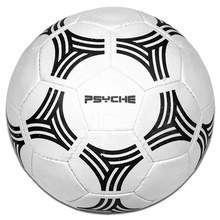 Standard wholesale custom logo cool thermally-bonded soccer ball