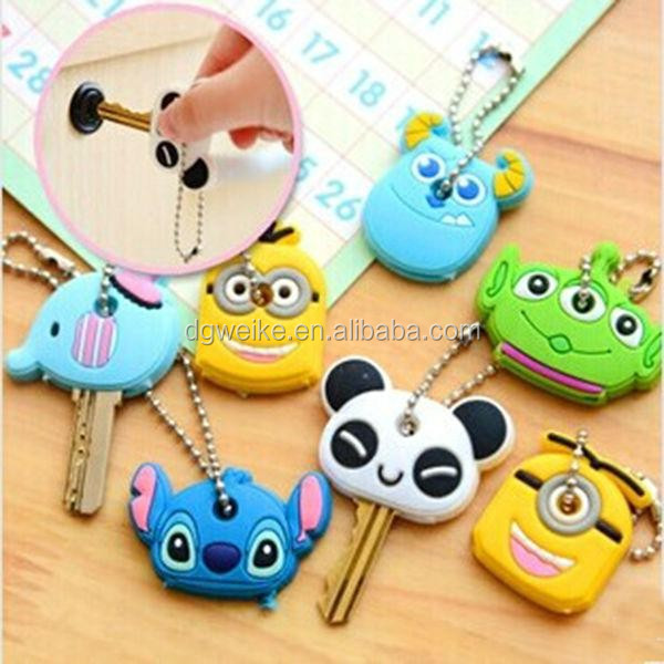 customized pvc key chain/rubber key chain/silicone key chain