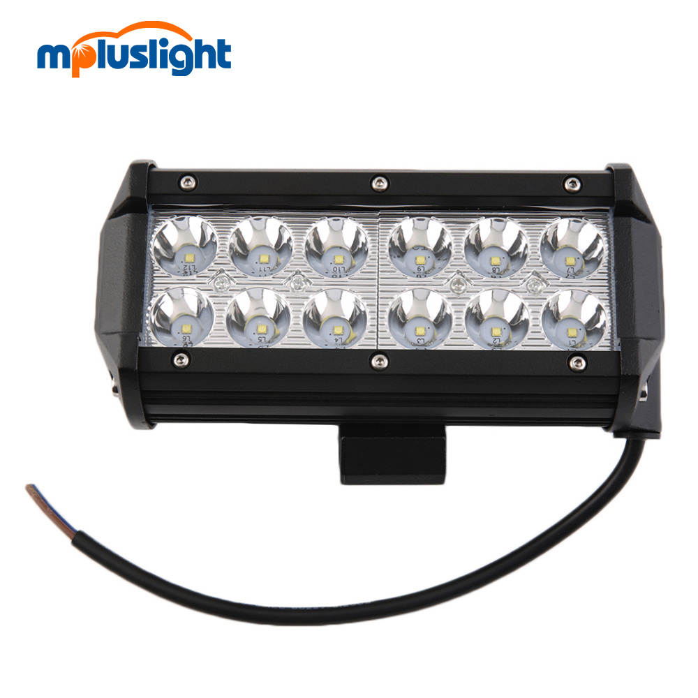 24 volt 36w 72w 100w cheap off road car led driving light bars off road lights in china