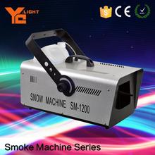 Top Chinese Stage Light Maker Adjustable Spray Range Large Snow Machine