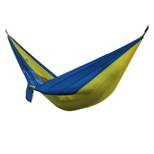 wholesale OEM Ultralight 2 Person 210T Nylon Parachute Portable Outdoor HAMMOCK