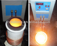 Small Gold Melting Furnace With Graphite Crucible