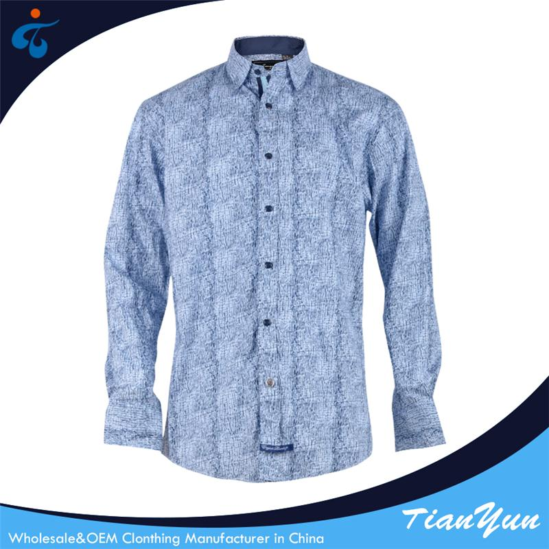China custom Wholesale fashionable eco-friendly fashion boys beautiful shirts